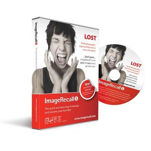 IMAGE RECALL SOFTWARE V 5 Product Image (Primary)