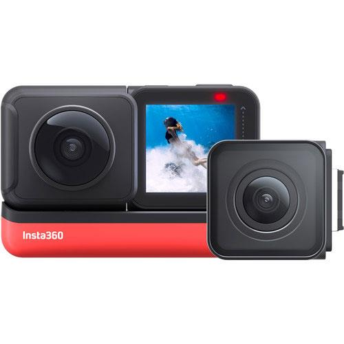 ONE R Twin Edition Action Camera Product Image (Primary)