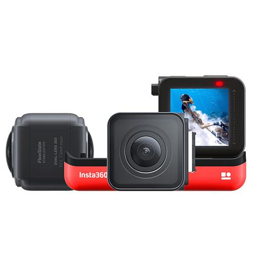 ONE R Twin Edition Action Camera Product Image (Secondary Image 1)