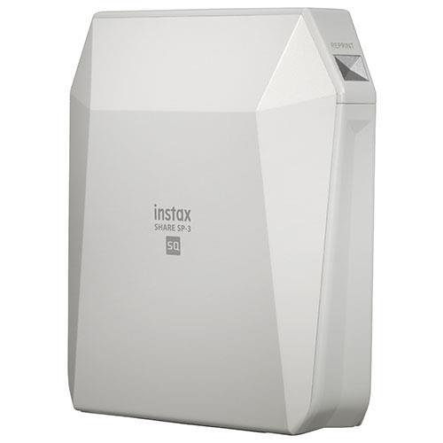 Share SP-3 Printer in White with 10 Shots Product Image (Secondary Image 1)