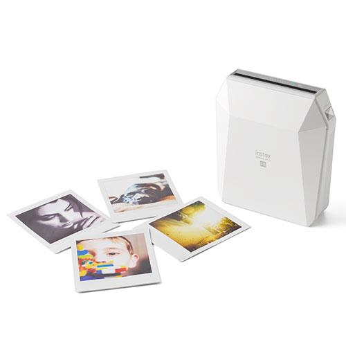 Share SP-3 Printer in White with 10 Shots Product Image (Secondary Image 2)