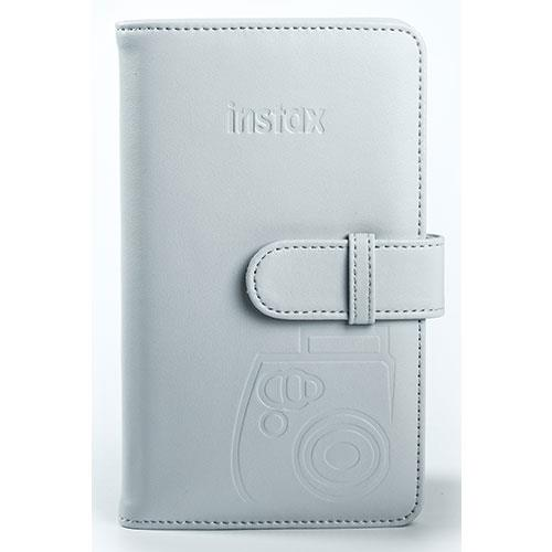 mini 9 Photo Album in Smoky White Product Image (Primary)