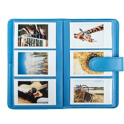 mini 9 Photo Album in Cobalt Blue Product Image (Secondary Image 1)