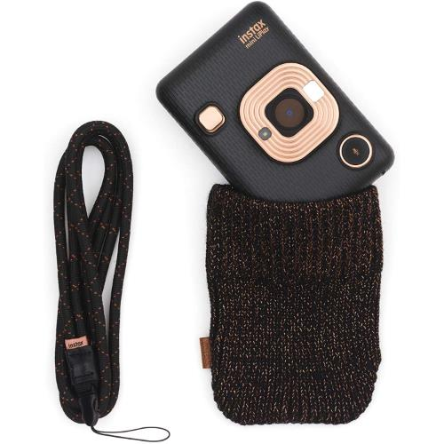 INSTAX LIPLAY ACCS BUNDLE BLCK Product Image (Primary)