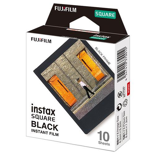 Square Film with Black Border -10 Shots Product Image (Secondary Image 1)