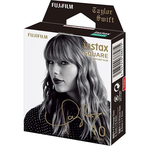 Instax Square Taylor Swift Film 10 Shots Product Image (Primary)