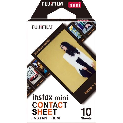 INSTAX MINI CONTACT FILM 10 ST Product Image (Primary)