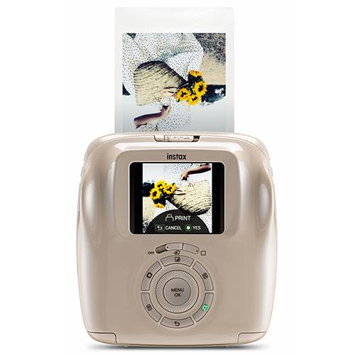 Square SQ20 Instant Camera in Beige Product Image (Secondary Image 1)
