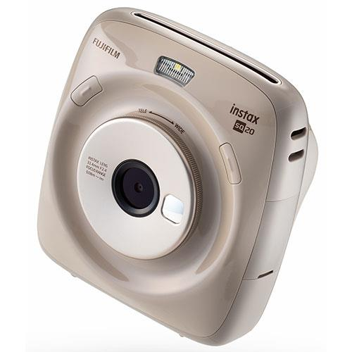 Square SQ20 Instant Camera in Beige Product Image (Secondary Image 2)