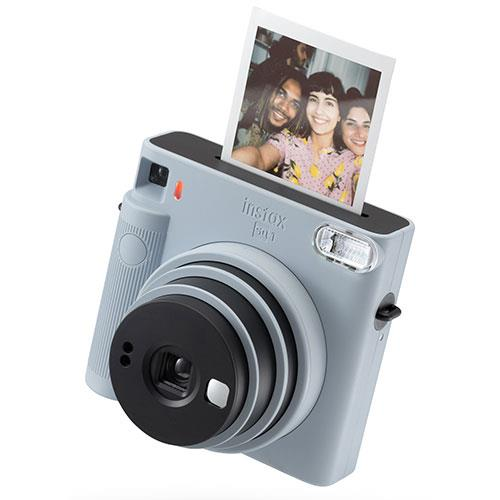 SQ1 Instant Camera in Glacier Blue Product Image (Secondary Image 3)