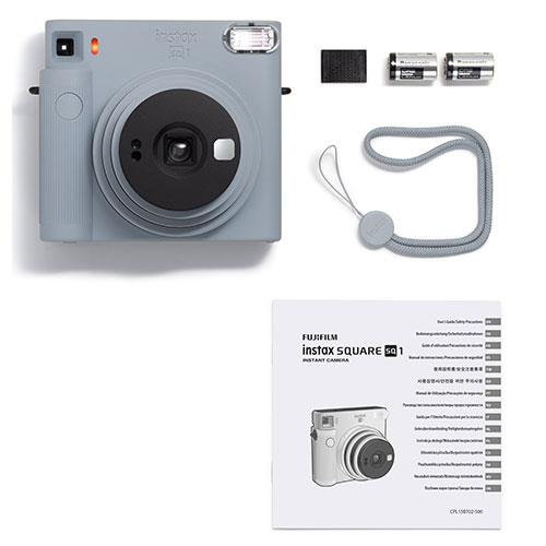 SQ1 Instant Camera in Glacier Blue Product Image (Secondary Image 5)