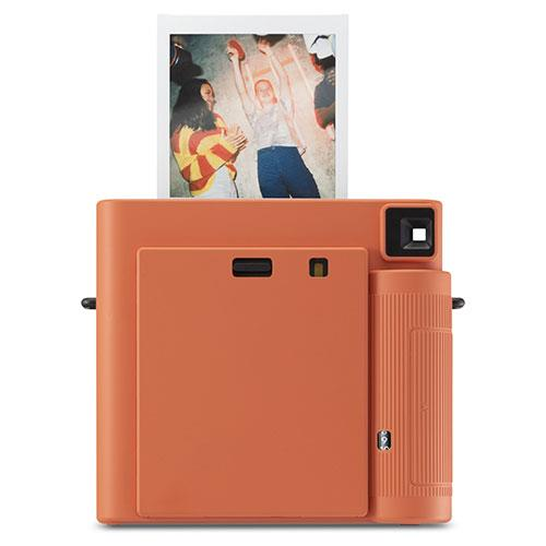 SQ1 Instant Camera in Terracotta Orange Product Image (Secondary Image 2)