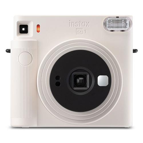SQ1 Instant Camera in Chalk White Product Image (Secondary Image 1)