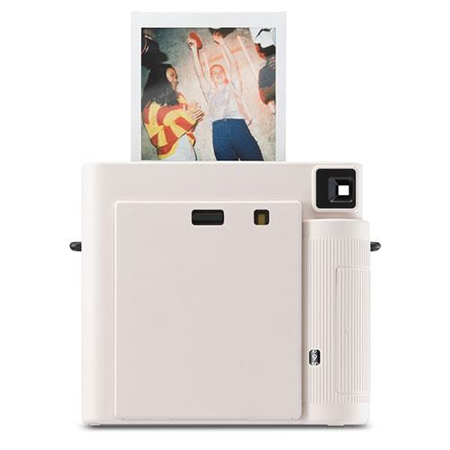 SQ1 Instant Camera in Chalk White Product Image (Secondary Image 2)