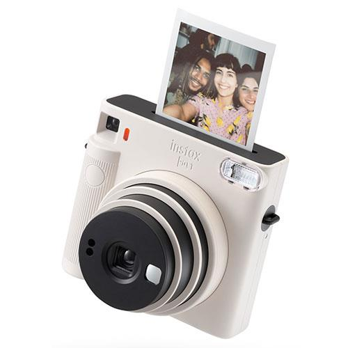 SQ1 Instant Camera in Chalk White Product Image (Secondary Image 3)