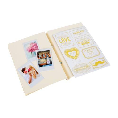 WPS SCRAPBOOK GIFT - PINKHEART Product Image (Secondary Image 1)