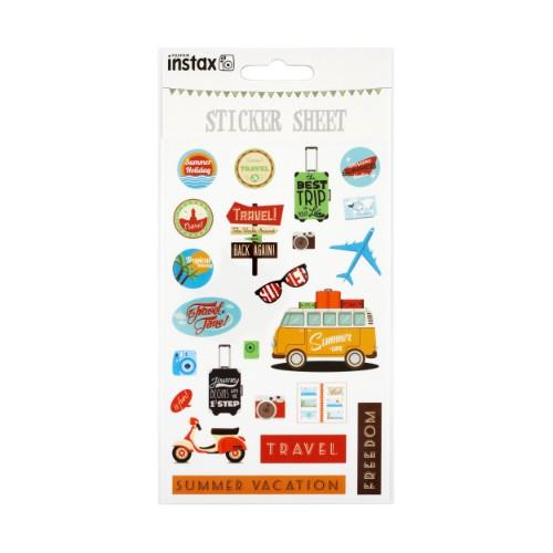WPS STICKER SHEET - TRAVEL Product Image (Secondary Image 1)