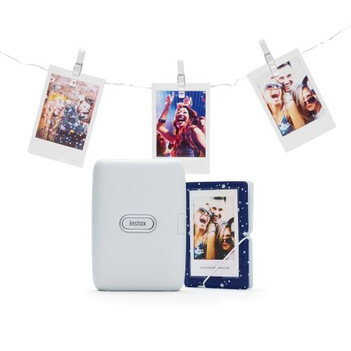 Mini Link Printer Bundle in White Product Image (Primary)