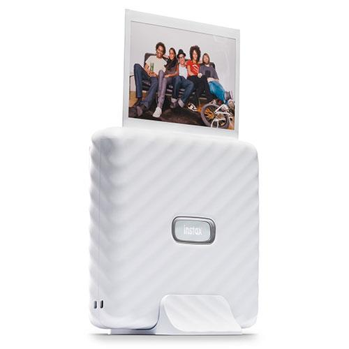 Link Wide Printer in Ash White Product Image (Secondary Image 1)