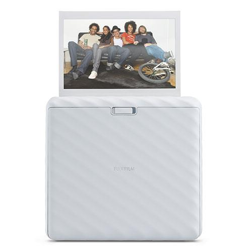 Link Wide Printer in Ash White Product Image (Secondary Image 2)
