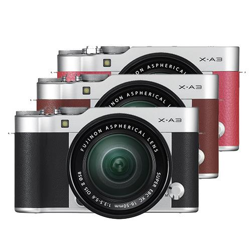 Fujifilm X-A3 1-2-1 Training Course Product Image (Primary)