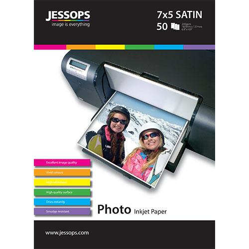 JESS IJ PHOTO 7X5 SATIN 50 NEW Product Image (Primary)