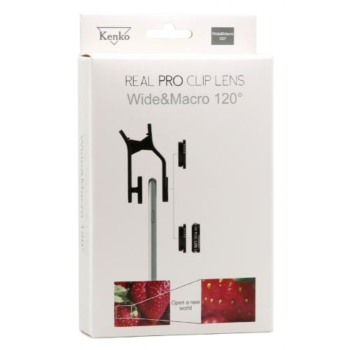 Kenko Real Pro ClipLens Mac+Wa Product Image (Secondary Image 2)