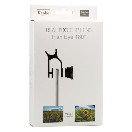 Kenko Real Pro ClipLens FishEy Product Image (Secondary Image 2)