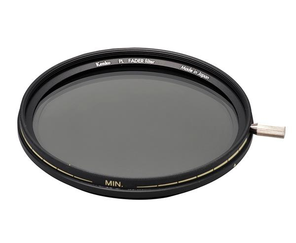 52MM PL Fader ND3-ND400 Variable ND Product Image (Primary)