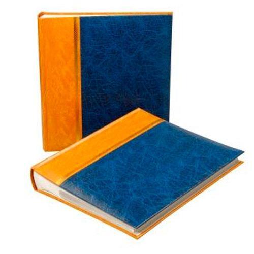 Grace Series 200 7x5 Memo Album in Blue Product Image (Primary)