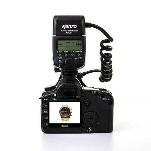 KENRO MACRO RING FLASH(CANON) Product Image (Secondary Image 3)