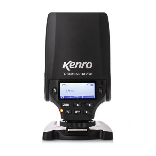 KENRO Mini Speedflash -4/3 Fit Product Image (Primary)