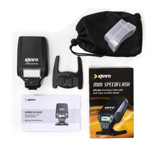 KENRO Mini Speedflash -Nikon Product Image (Secondary Image 4)