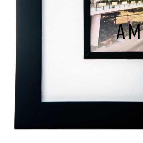 """AMBASSADOR 6X4"""" BLACK FRAME Product Image (Secondary Image 4)"""