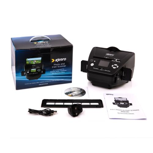 KENRO 4-in-1 Scanner Product Image (Secondary Image 7)