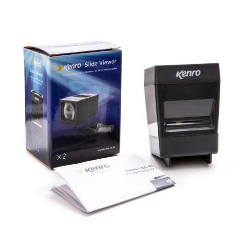 KENRO x2 Slide Viewer Product Image (Secondary Image 1)