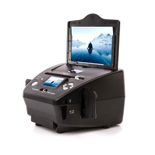 4-in-1 Film and Photo Scanner Mark II Product Image (Secondary Image 1)