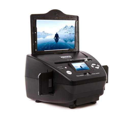 4-in-1 Film and Photo Scanner Mark II Product Image (Secondary Image 2)