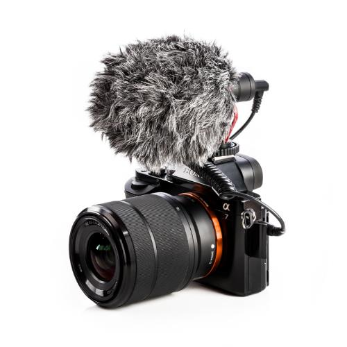 KENRO Univ Cardioid Microphone Product Image (Secondary Image 1)