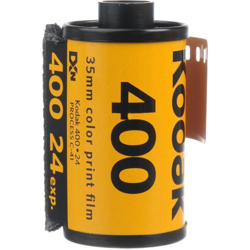 Gold 400 GC 135-24 Film Product Image (Primary)