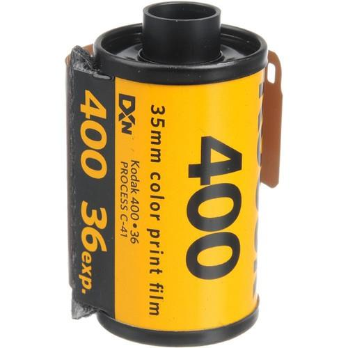 Gold 400 GC 135-36 Film Product Image (Primary)