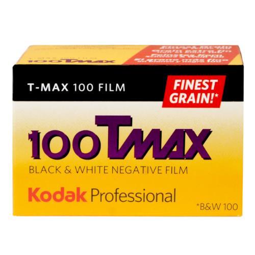 KODAK TMAX 100 135 36 Film Product Image (Primary)