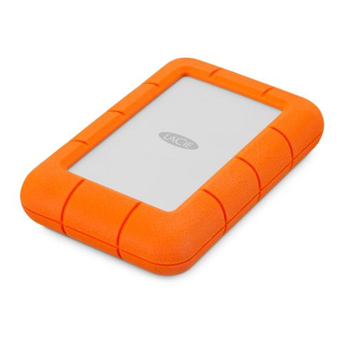 Lacie 4TB Rugged USB 3.1TypeC Product Image (Primary)