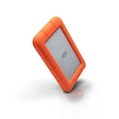 Lacie 4TB Rugged USB 3.1TypeC Product Image (Secondary Image 1)