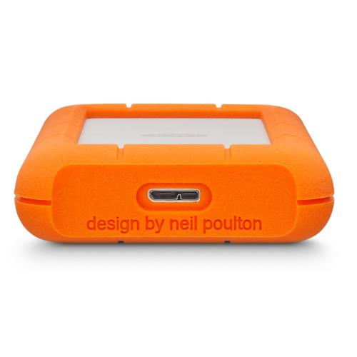 Lacie 4TB Rugged USB 3.1TypeC Product Image (Secondary Image 4)