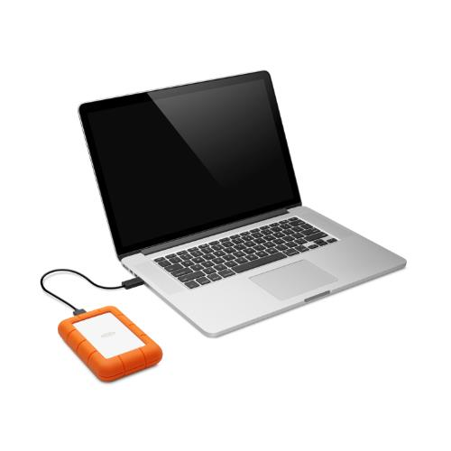 Lacie 4TB Rugged USB 3.1TypeC Product Image (Secondary Image 6)