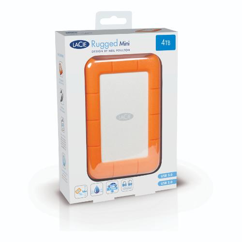 Lacie 4TB Rugged USB 3.1TypeC Product Image (Secondary Image 7)