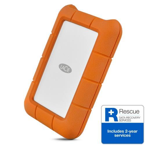 Rugged USB-C 4TB Product Image (Secondary Image 3)