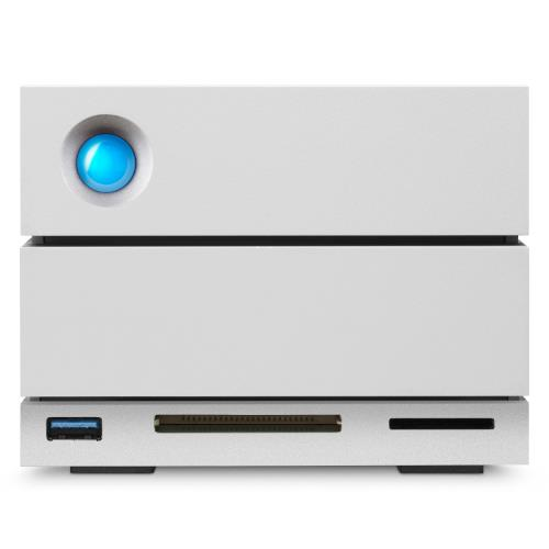 LaCie 8TB 2big Dock TB3 Product Image (Secondary Image 2)