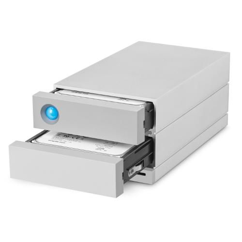LaCie 8TB 2big Dock TB3 Product Image (Secondary Image 7)
